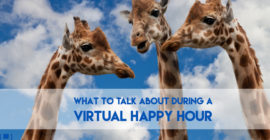 conversation topics happy hour