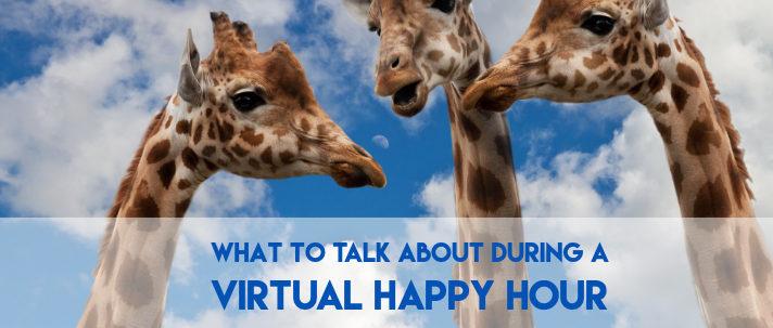 conversation topics happy hour